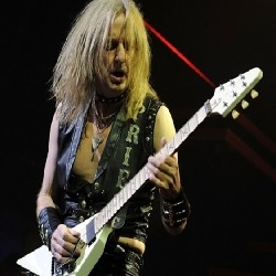 K.K. Downing today in music history
