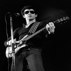 Lou Reed today in music history
