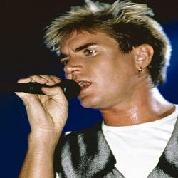 Simon Le Bon today in music history